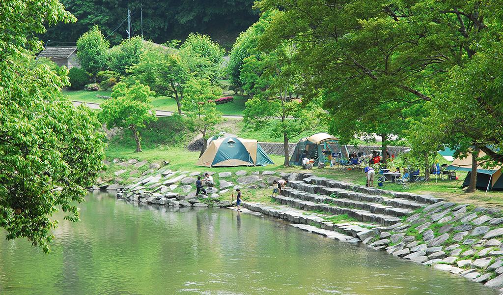 福岡県赤村 豪雨災害と源じいの森